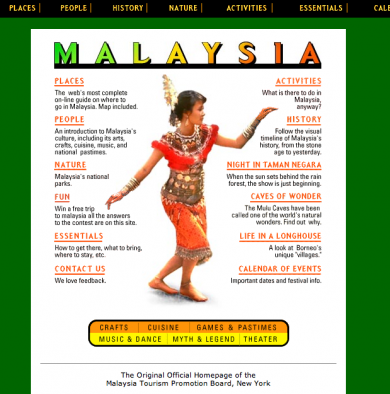 Malaysia Tourism Promotion Board