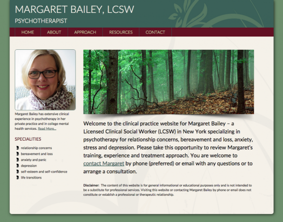 Margaret Bailey, LCSW