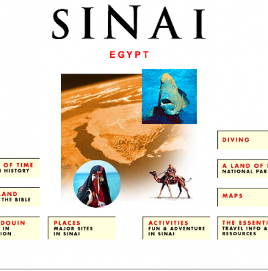 Sinai Ministry of Tourism
